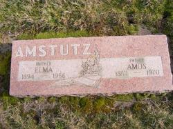 Elma Marie <I>Haury</I> Amstutz
