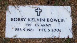 Bobby Kelvin Bowlin