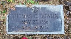 Thomas C Bowlin