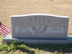 Frank A Etier