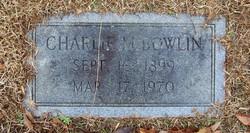 "Charles Mark ""Charley"" Bowlin"