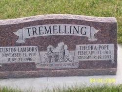 Theora <I>Pope</I> Tremelling