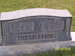 Solomon William Tremelling