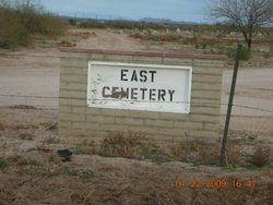 East Sacaton Cemetery