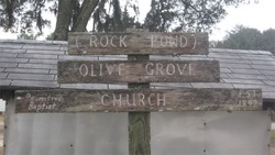 Olive Grove Primitive Baptist Church Cemetery