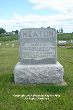 Elizabeth J. <I>Paris</I> Heaton