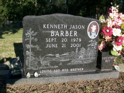 Kenneth Jason Barber