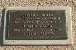 Oliver L Sigler