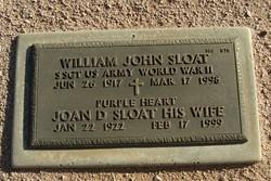William John Sloat