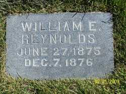 William E Reynolds