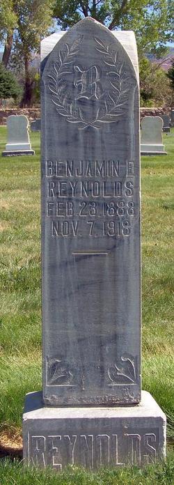 "Benjamine E ""Bennie"" Reynolds"