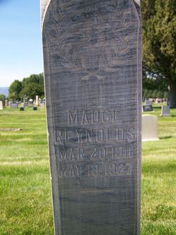 Eliza Madge Reynolds