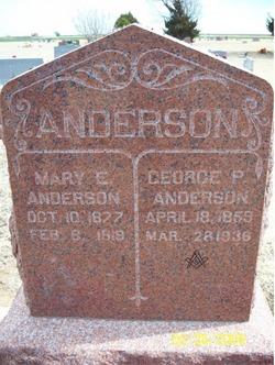 Mary Ellen <I>Wisdom</I> Anderson