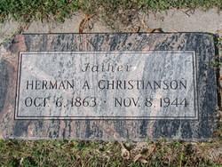 Herman Alfred Christianson