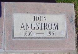 John Angstrom