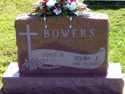 Velma June <I>Munch</I> Bowers