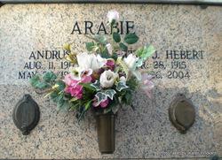 Gertie J. <I>Hebert</I> Arabie