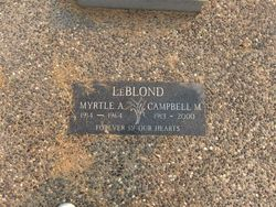 Campbell Maynard LeBlond