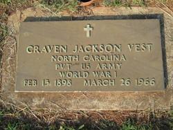 Craven Jackson Vest