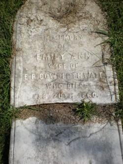 Emily Ann <I>Collins</I> Cowperthwait