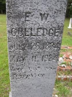 Edward Washington Gulledge