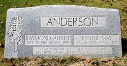 Goldie May Anderson