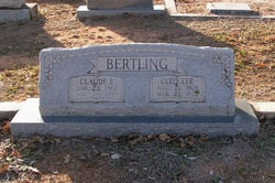 Claude E Bertling