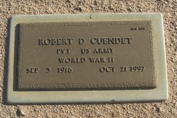 Robert D Cuendet