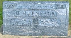 Agnes B. <I>McMurtrie</I> Hollenback