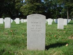 Mary C Biedenback