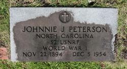 John Joseph Peterson