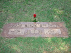 Anna Ola <I>Shaw</I> Christopher