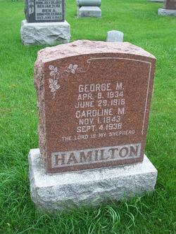 George M Hamilton