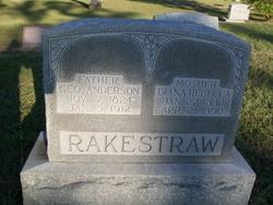 Dianna Rebecca <I>Kirksey</I> Rakestraw