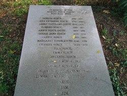 Birch-Payne Cemetery