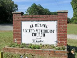 El Bethel United Methodist Church Cemetery