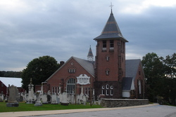 Saint Jacobs Stone Church Cemetery