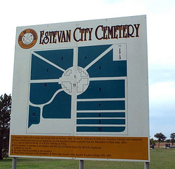 Estevan City Cemetery