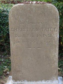 Christian Tritt