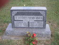 Mary Ann <I>Welk</I> Drummond
