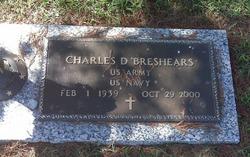 Charles D Breshears