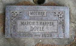 Margie S <I>Harper</I> Doyle