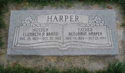 Elizabeth Phipps <I>Brand</I> Harper