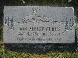 Don Albert Curtis