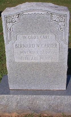 Bernard Nash Carter