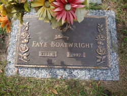 Faye Boatwright