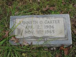 Kenneth Obert Carter
