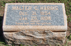 Walter Clifton Harris, Sr