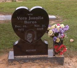 """Vera Juanita """"Nita"""" Burns"""