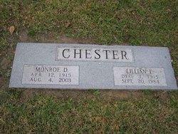 Monroe D. Chester
